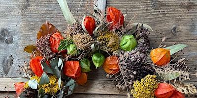 Autumnal Wreath Workshop