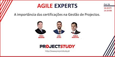 AGILE EXPERTS PORTO, PORTUGAL bilhetes