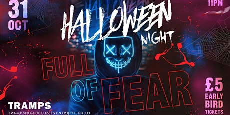 Halloween Full Of Fear tickets