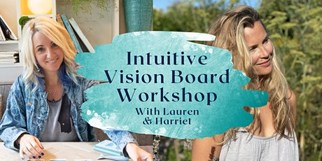 Intuitive Guided Vision Board Workshop tickets