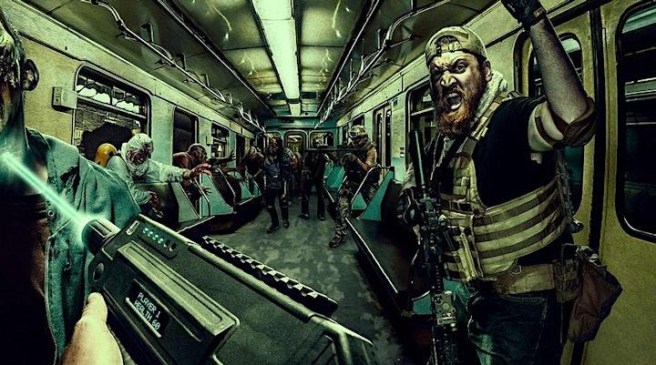 Imagen de Aventura Zombie - 13  de Octubre 6:00pm