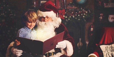 Here Comes Santa!! tickets