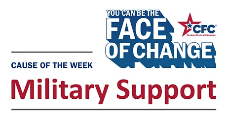 NASA Lunch & Learn - Cause of the Week -Military Support tickets