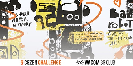 Клубна среща СЕПТЕМВРИ на групите Wacom BG Club и Cgzen Creatives tickets