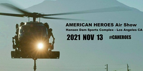 American Heroes Air Show - CA tickets