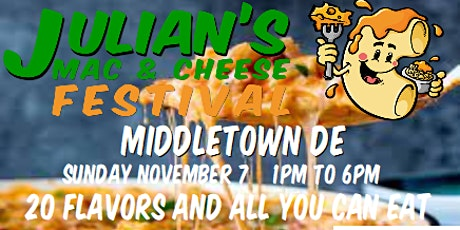 Middletown Mac & Cheese Festival tickets