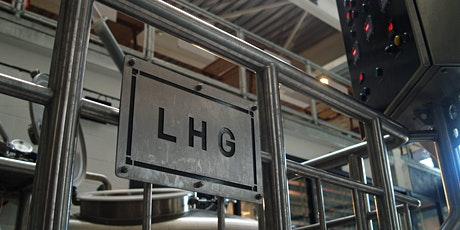 LHG Brewpub Brewery Tour and Tasting Oct 23rd 2021 tickets