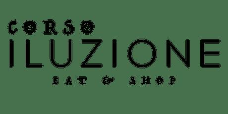 Grand Opening Corso ILUZIONE entradas