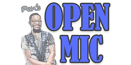 Fen's Open Mic Explosion  at Eastville Comedy Club tickets