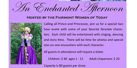 Enchanted Afternoon tickets