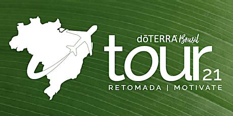 Campinas - Tour Retomada Motivate 2021 ingressos
