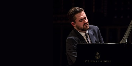 Piano Concert by Gergely Kovács tickets