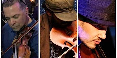 Classical Revolution Summer Concerts in Berkeley Hills: 10/22 String Trio tickets