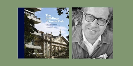 The Buildings of Green Park by Andrew Jones tickets