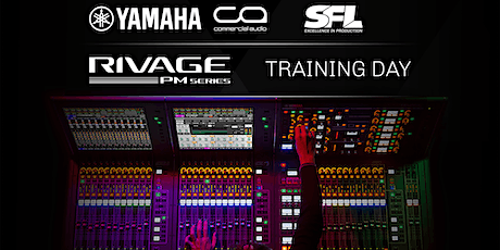 Yamaha Rivage PM Series Training Day - Session I tickets