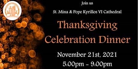 SMPK6 Thanksgiving Celebration Dinner tickets