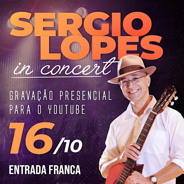 Imagem do evento SERGIO LOPES IN CONCERT