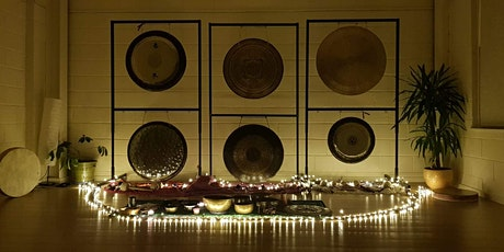 Gong Bath and Sound Journey tickets