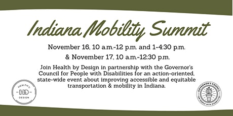 Indiana Mobility Summit tickets