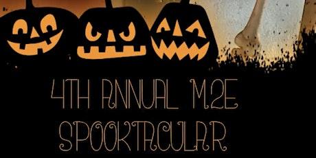 M2E Spooktacular 2021 tickets
