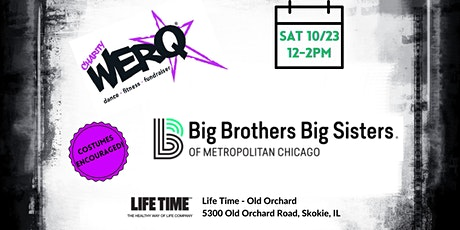 WERQ for Big Brothers Big Sisters Fundraising Event (in costume!) tickets