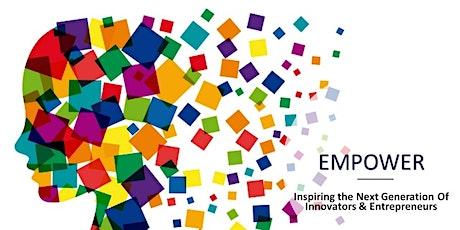 2021 EMPOWER Ireland  Innovation Programme (TY, 5th Yr, 6th Yr Students) tickets