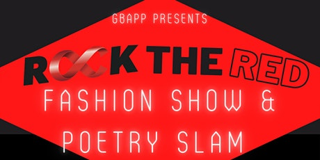 Rock the Red Fashion Show & Poetry Slam tickets