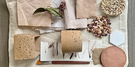 Digital Workshop: Natural Tie Dyeing with Haileen Nunez tickets