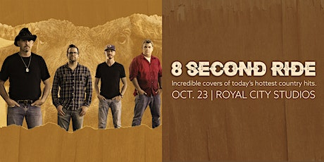 8 SECOND RIDE - Live at Royal City Studios tickets
