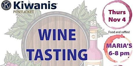 Wine Tasting Party by Pentucket Kiwanis tickets