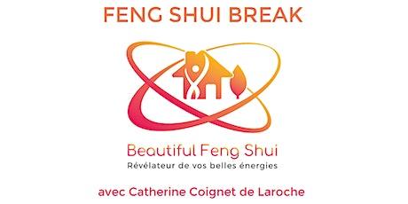"""Feng Shui Breaks : Ateliers """"Initiation au Feng Shui Traditionnel"""" partie 2 billets"""