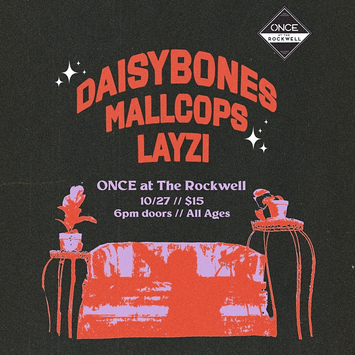 Daisybones (Last show), Mallcops, Lazyi image