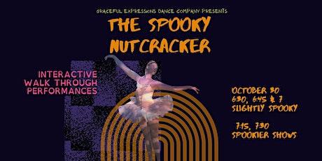 The Spooky Nutcracker tickets