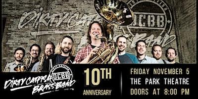 Dirty Catfish Brass Band 10th Anniversary Show