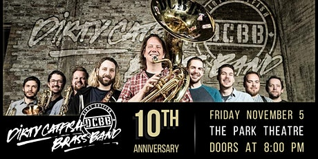 Dirty Catfish Brass Band 10th Anniversary Show tickets