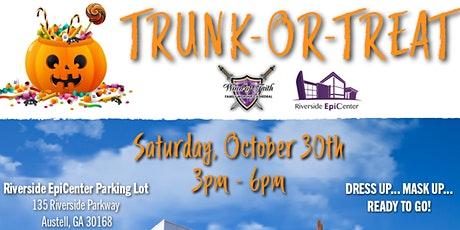 WOF TRUNK-OR-TREAT AT RIVERSIDE EPICENTER tickets