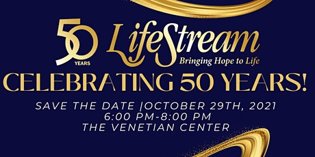 """Celebrating 50 years of """"Bringing Hope to Life"""" tickets"""