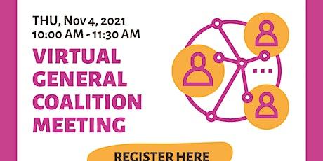 ADAPT General Coalition Meeting November 2021 tickets