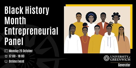 Black History Month Entrepreneurial Panel tickets