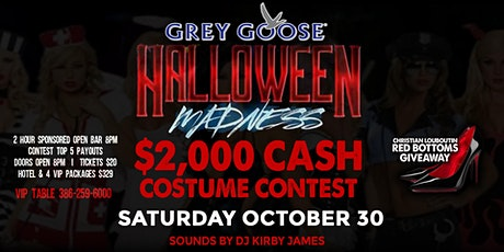 Halloween Madness at The Plaza Resort & Spa tickets