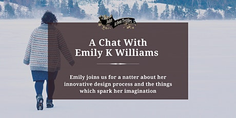 In Conversation With Emily K Williams tickets