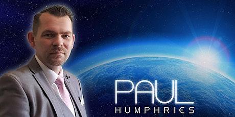 Paul Humphries Spiritual Medium tickets