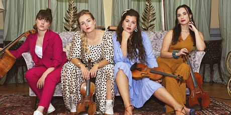Behn Quartet - Fanny's Salon tickets