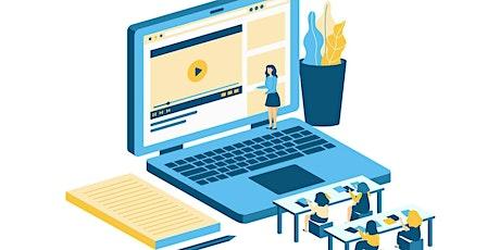 Virtual Computer  Classes: How to Use Digital Organizational App. Evernote biglietti