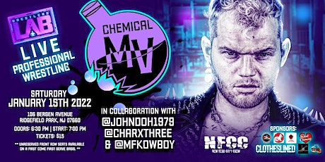 Wrestlers' Lab Presents: Chemical MV tickets
