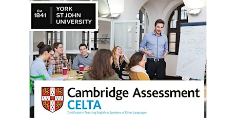 CELTA information session for YSJU students tickets