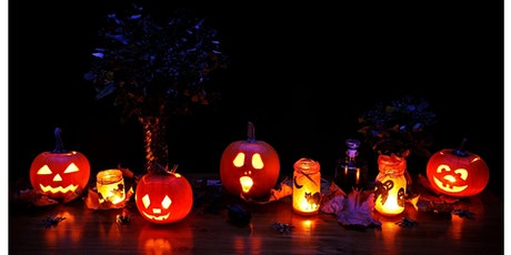 Halloween Half-Term Hauntings   --  Witchy Wednesday tickets
