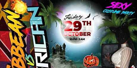 Caribbean Vs American : Halloween Edition tickets