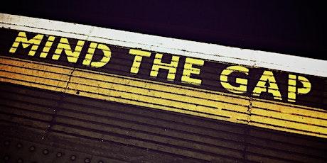 Mind the Gap! Die Compassion Antwort auf Konflikte Tickets