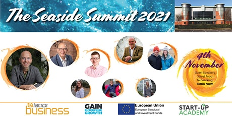 The 'Seaside Summit' Business Event 2021 tickets
